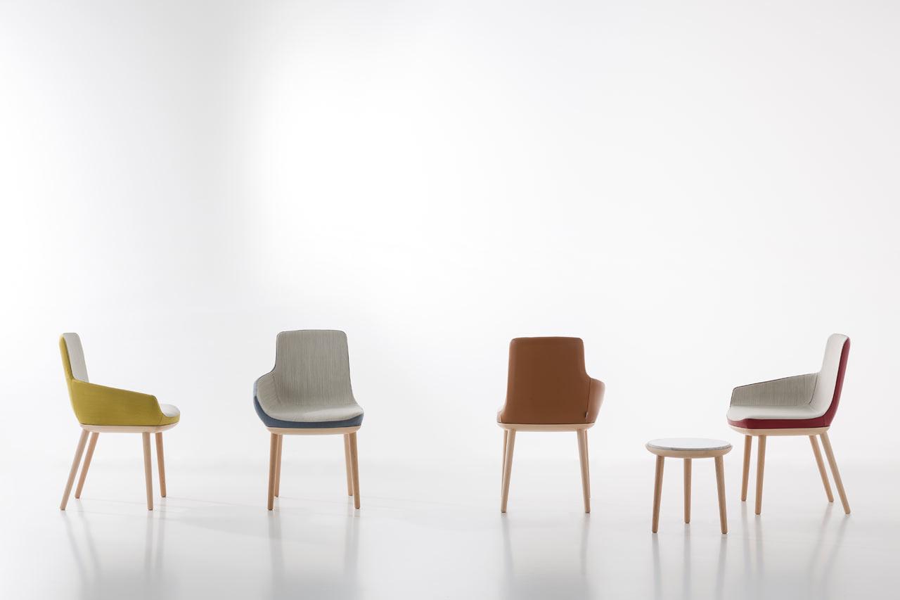 Стол с несиметрична геометрия