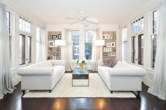 Image Result For Light Blue Curtains For Living Room