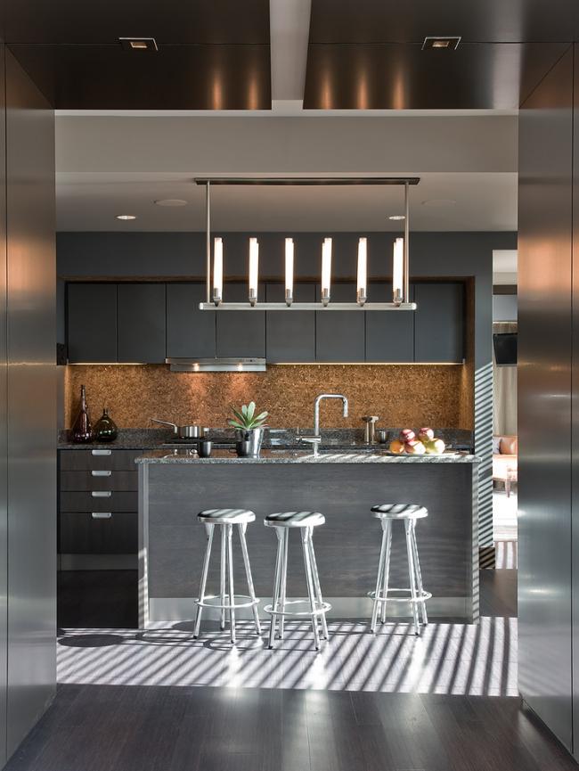 Декорация на стените в кухнята: преглед на съвременни изискани интериорни решения