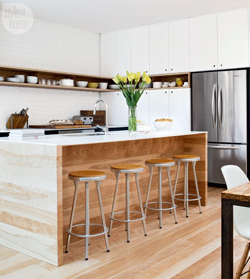Кухните през 2017 – декорации и дизайни
