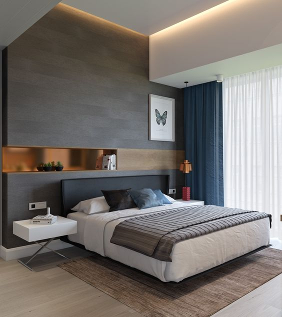 Уникални спални за вдъхновение