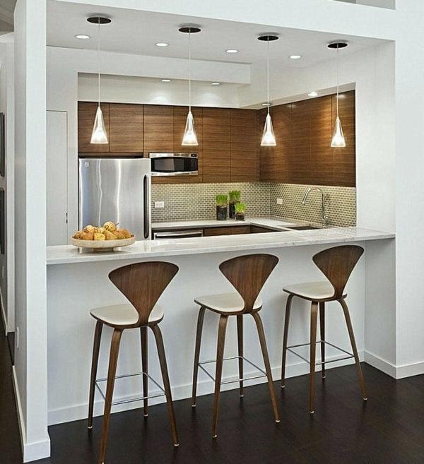 Идеи за малка и модерна кухня