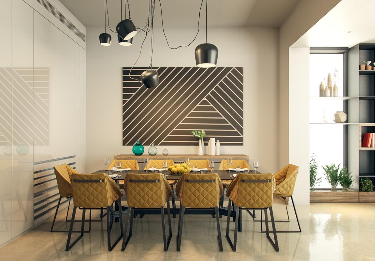 Трапезарии: Елегантни дизайни за всеки стил