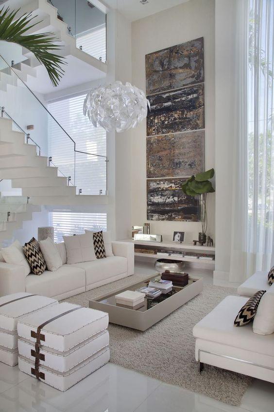 Модерен стил в интериора: всичко за цветовата палитра, декора и преглед на най-добрите реализации