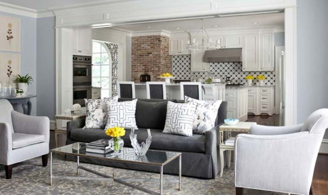 Неокласика: вдъхновяващ стил в интериорния дизайн