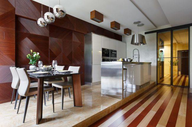 Съвременен стил в интериора: кратък обзор на тенденциите в дома