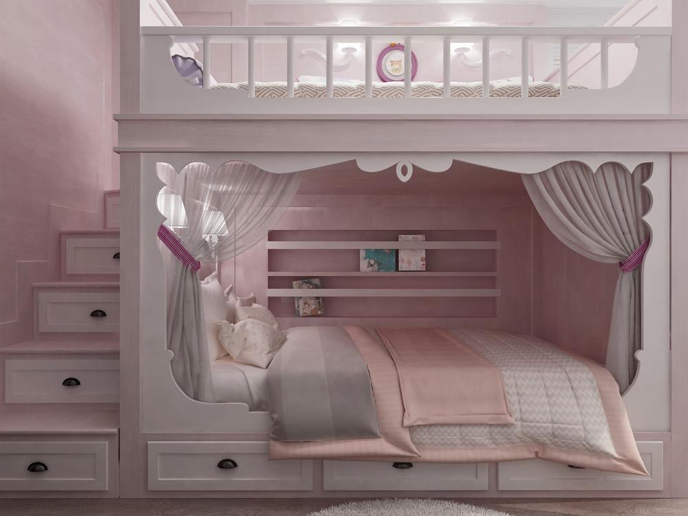 Страхотни детски стаи обзаведени със стил